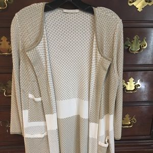 Stephan Greene Paris label exquisite sweater